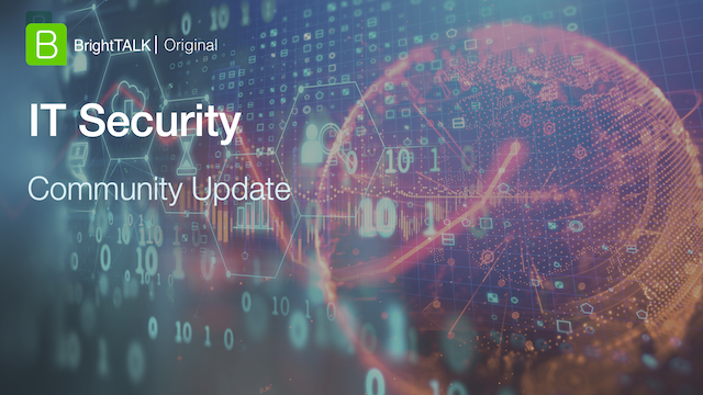 IT Security Community Update