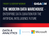 Modern Data Warehouse – Enterprise Data Curation for the Artificial Intelligence