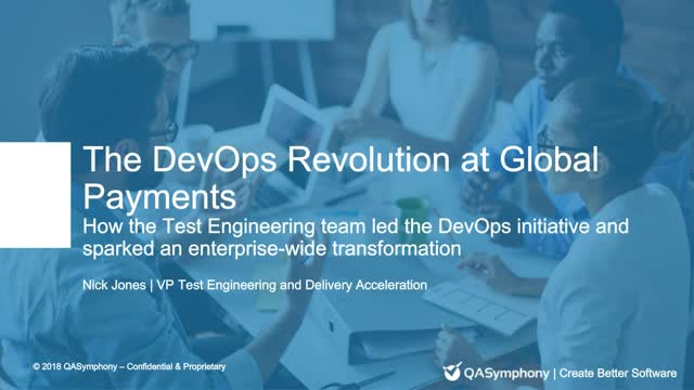 The DevOps Revolution at Global Payments