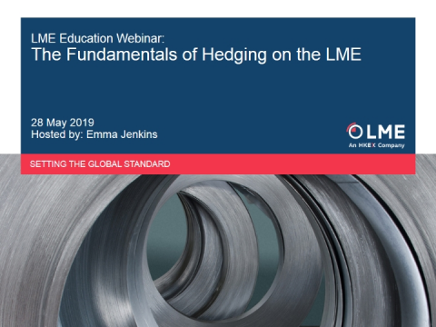 The Fundamentals of Hedging on the LME
