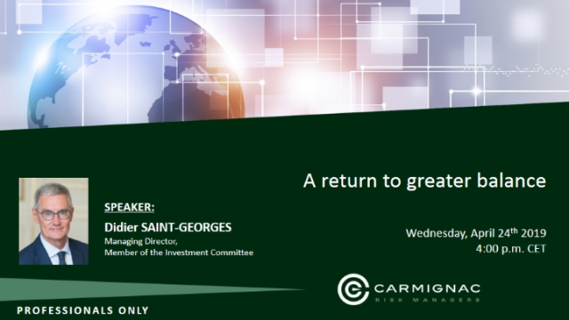 Carmignac Investment Views: A return to greater balance
