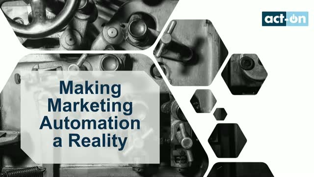 Making marketing automation a reality
