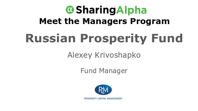 Investment Opportunities in Russia