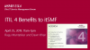 ITIL 4 Benefits to itSMF