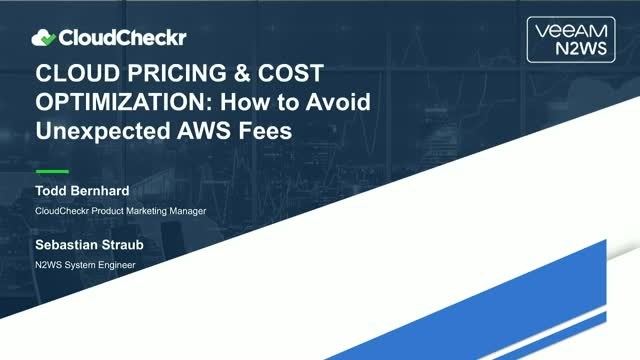 Cloud Pricing and Cost Optimization: How to Avoid Unexpected AWS Fees