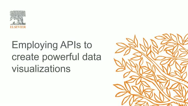 Employing APIs to create powerful data visualizations
