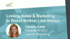Linking Sales and Marketing to Boost Bottom Line Impact