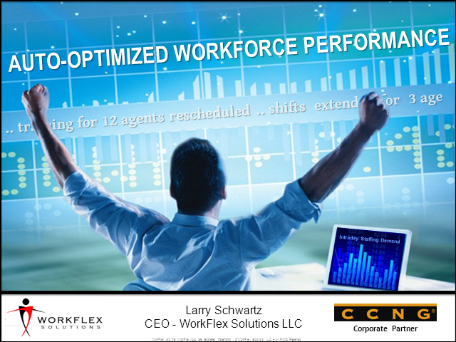 Auto-Optimized Workforce Performance
