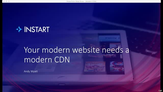 Your modern website needs a modern CDN