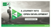A Journey into Open Development with Lloyds Banking Group