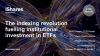 The indexing revolution fuelling institutional investment in ETFs