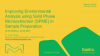 Improving Environmental Analysis using SPME in Sample Preparation