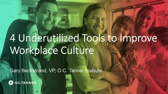 4 Underutilized Tools to Improve Workplace Culture