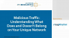 Protect and Defend: Discover Malicious Traffic on Your Network