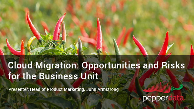 Cloud Migration: Opportunities and Risks for the Business Unit