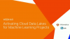Activate your Cloud Data Lake for Analytics & Machine Learning Project