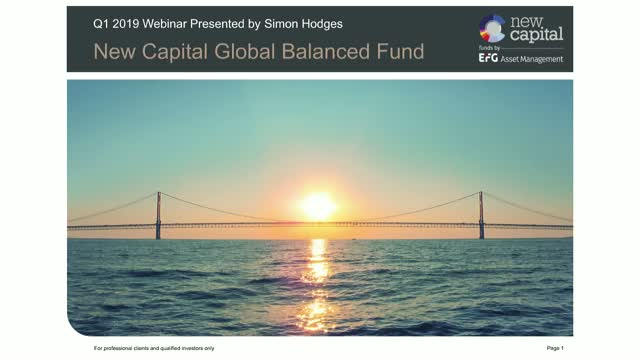 Global Balanced Fund - Q1 Update