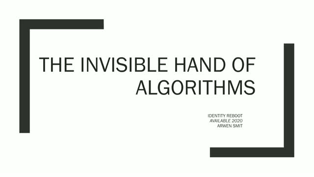The Invisible Hand (How Algorithms Shape Our Reality)