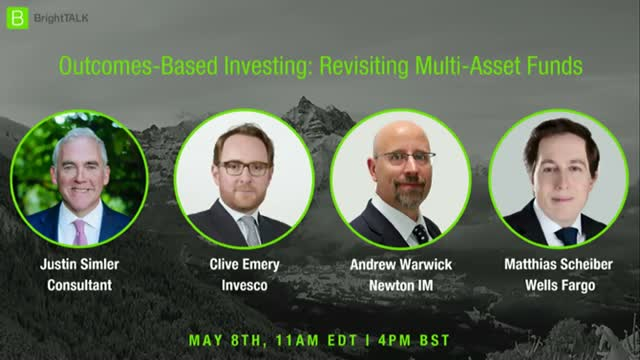 Outcomes-Based Investing: Revisiting Multi-Asset Funds