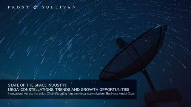 State of the Space Industry: Mega-constellations, Trends and Growth