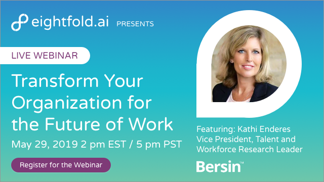 Future of Work and Workforce Transformation