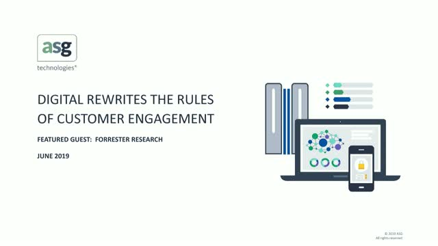 Digital Rewrites the Rules of Customer Engagement