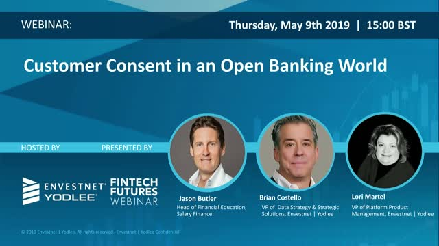 Customer Consent in an Open Banking World