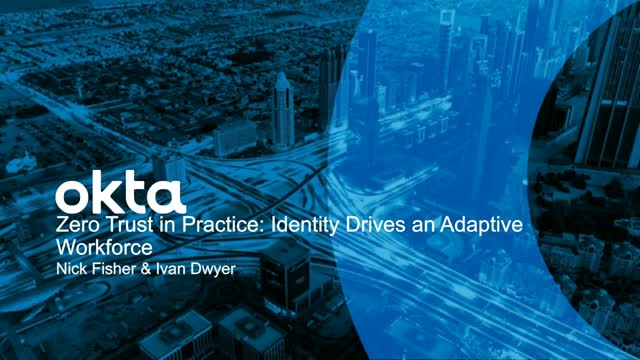 Zero Trust in Practice: Why Identity Drives Next Gen Access
