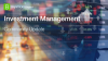 Investment Management Community Update