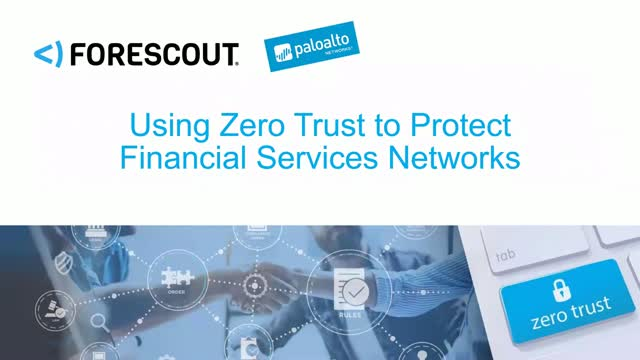 Using Zero Trust to Protect Financial Services Networks