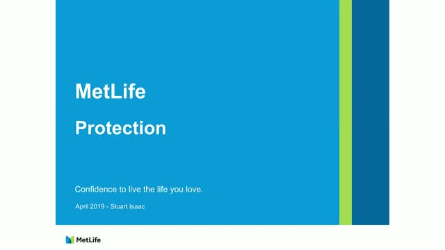MetLife - MultiProtect Refresher