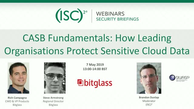 CASB Fundamentals: How Leading Organisations Protect Sensitive Cloud Data