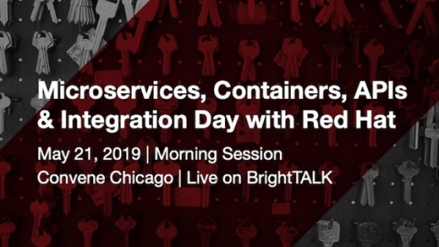 Microservices, Containers, APIs & Integration Day with Red Hat - AM Session