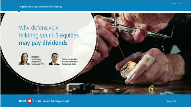 Why defensively tailoring your US equities may pay dividends