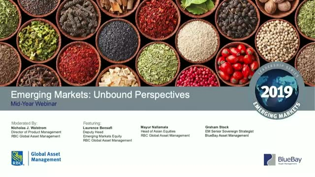 Emerging Markets: Unbound Perspectives