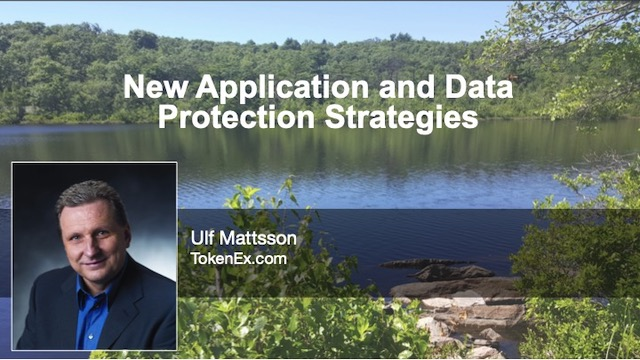 New Application and Data Protection Strategies