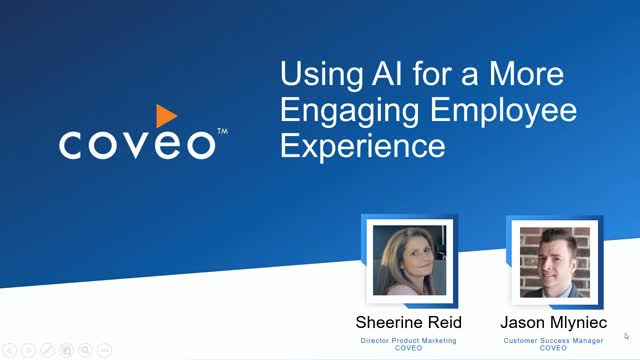 Using AI for a More Engaging Employee Experience