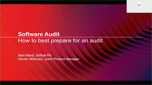 How to Prepare for a Software Audit