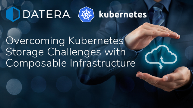 Overcoming Kubernetes Storage Challenges with Composable Infrastructure