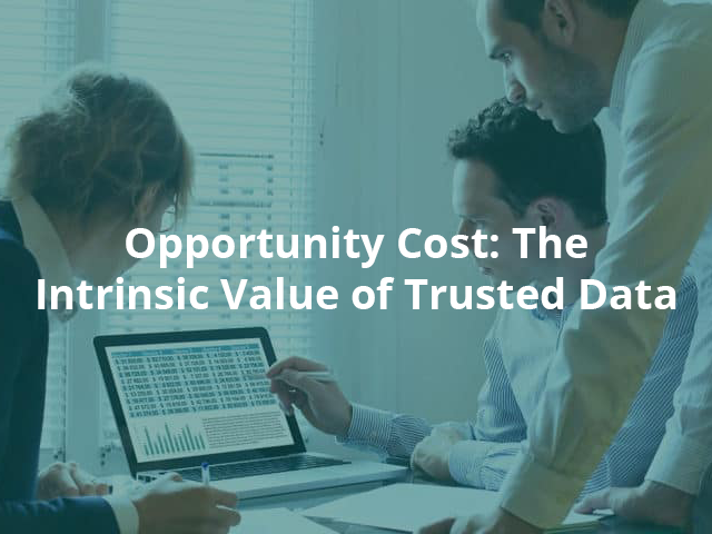 THE REAL COST OF THE FIRST 15 MINUTES OF EVERY ANALYTICS PRESENTATION