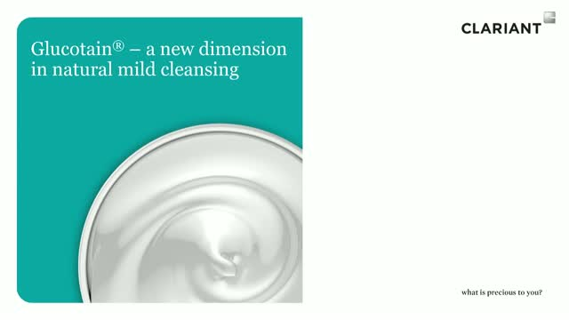 A new dimension in natural mild cleansing