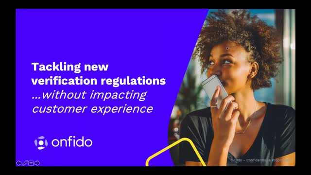 Tackling new Gaming regulations without impacting customer experience