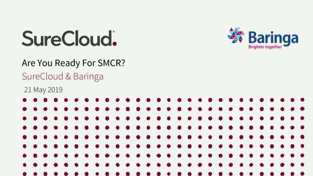 Are you ready for SMCR?