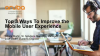 Top 3 Ways to Improve the Mobile User Experience