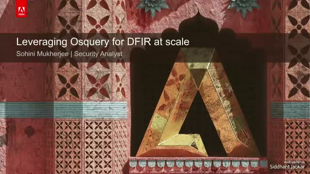 Scaling Cloud Forensics & Incident Response with OSQuery