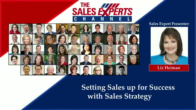 Setting Sales up for Success with Sales Strategy