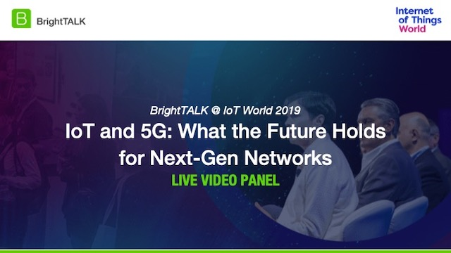 IoT and 5G: What the Future Holds for Next-Gen Networks