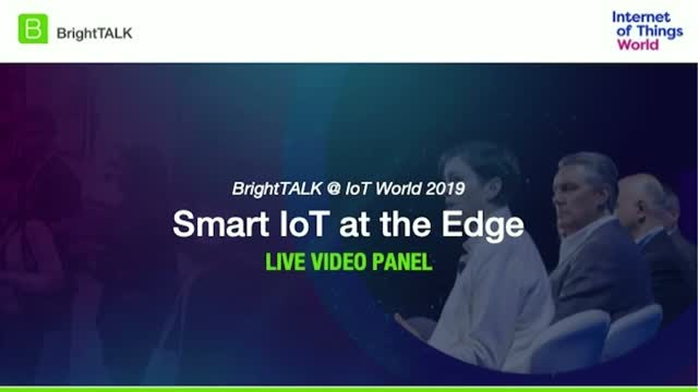 Smart IoT at the Edge