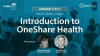 Introduction to OneShare Health