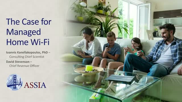 The Case for Managed Home Wi-Fi